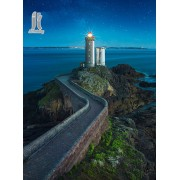 Diy Diamond Embroidery Beach Lighthouse Diamond Painting Rhinestone Painting Cross Stitch Needlework Home Decoration