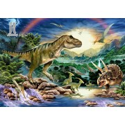 Diy Diamond Embroidery Dinosaur World Diamond Painting Rhinestone Painting Cross Stitch Needlework H..