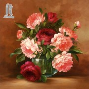 Diy Diamond Embroidery Glass Vase Diamond Painting Rhinestone Painting Cross Stitch Needlework Home ..